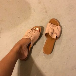 Franco Sarto Shoes - Franco Sarto Slip On Slides